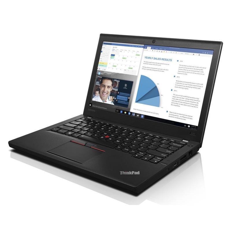 "Lenovo ThinkPad X260, i7-6600U, 8GB, 256GB SSD, 12.5"", CAM, SQ | Refurbished PC & Parts | elabstore.gr"