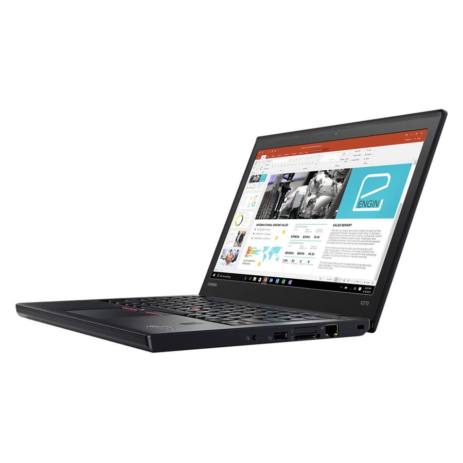 "LENOVO Laptop X270, i5-6200U, 8GB, 256GB SSD, 12.5"", Cam, REF SQ 